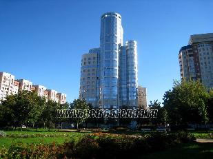 1 комн квартира в аренду Санкт Петербург в новом доме